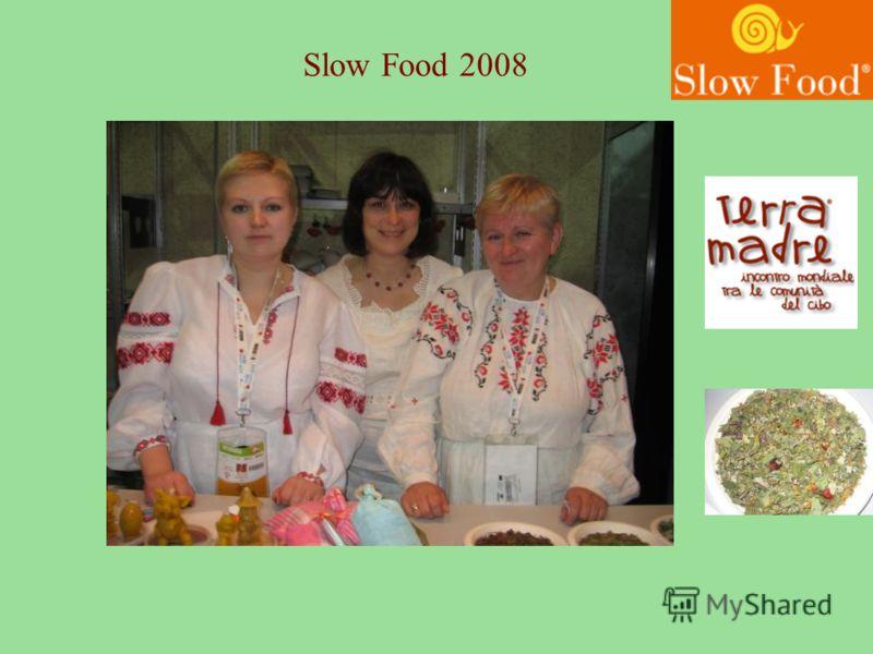 Slow Food 2008