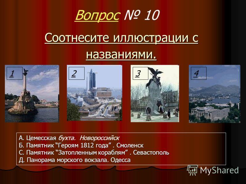Вопрос 9 Имя какого города лишнее на данном списке? А. Волгоград Б. Москва С. Царицын Д. Сталинград