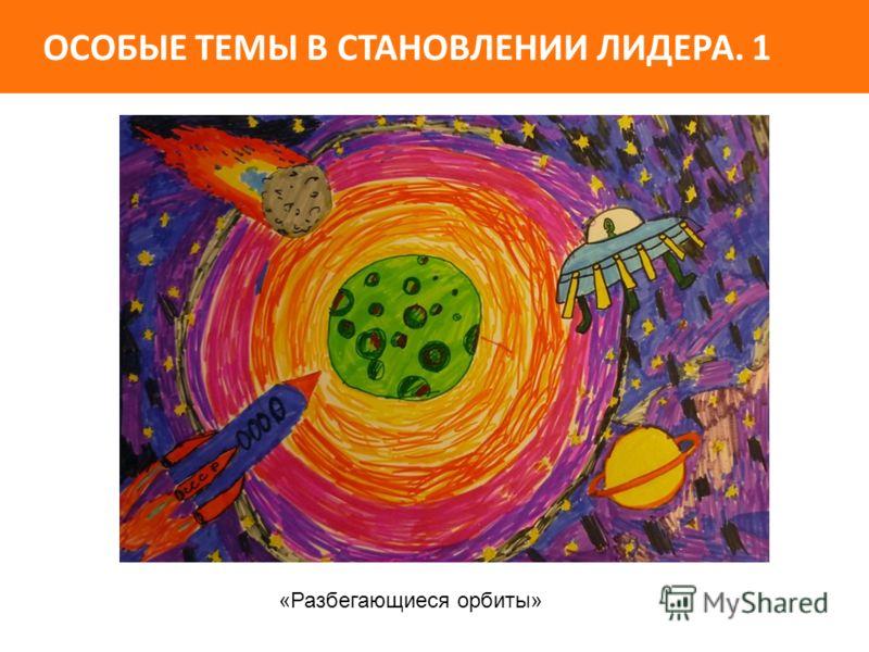 ОСОБЫЕ ТЕМЫ В СТАНОВЛЕНИИ ЛИДЕРА. 1 «Разбегающиеся орбиты»
