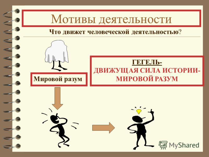 Мотивы деятельности Что движет человеческой деятельностью? Т.МорОстров Утопия Утопия «Идеи правят миром»