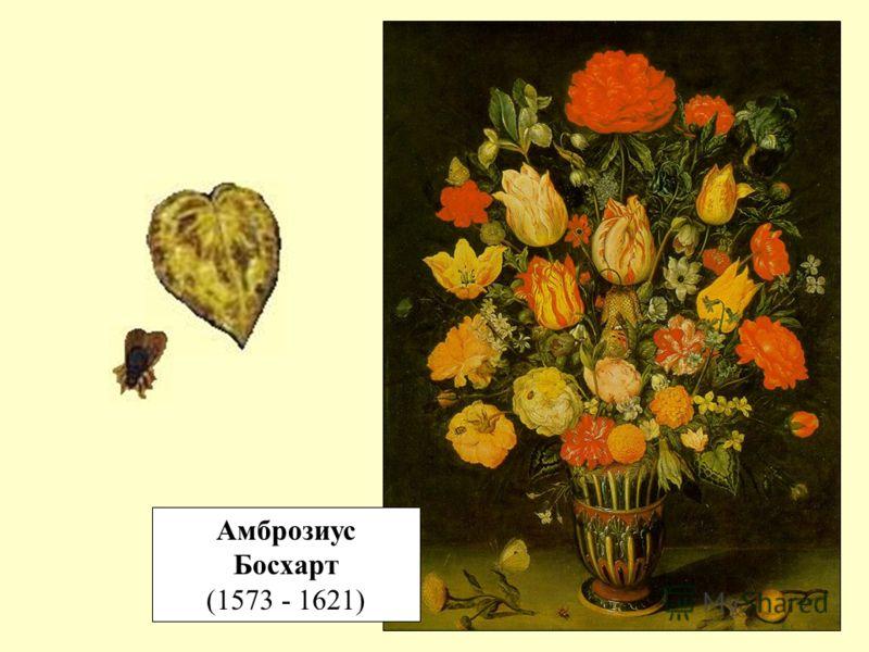 Амброзиус Босхарт (1573 - 1621)