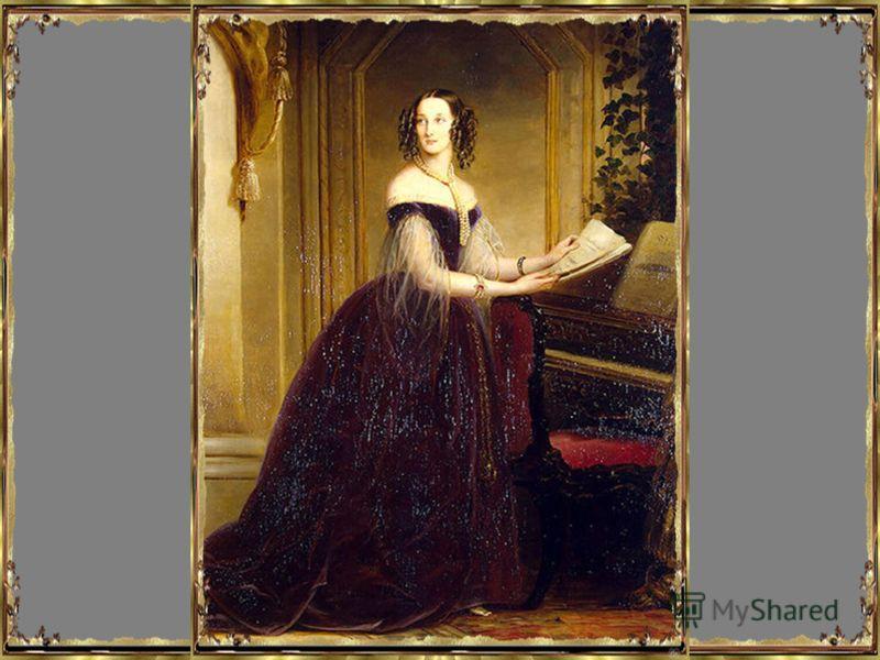 Федя влюбился в красивейшую девушку баварской столицы - юную Амалию Лерхенфельд, внебрачную дочь прусского короля. И красавица ответила ему взаимностью. В знак вечной любви начинающий поэт подарил Амалии золотую цепочку, а она - шелковую ленточку с п