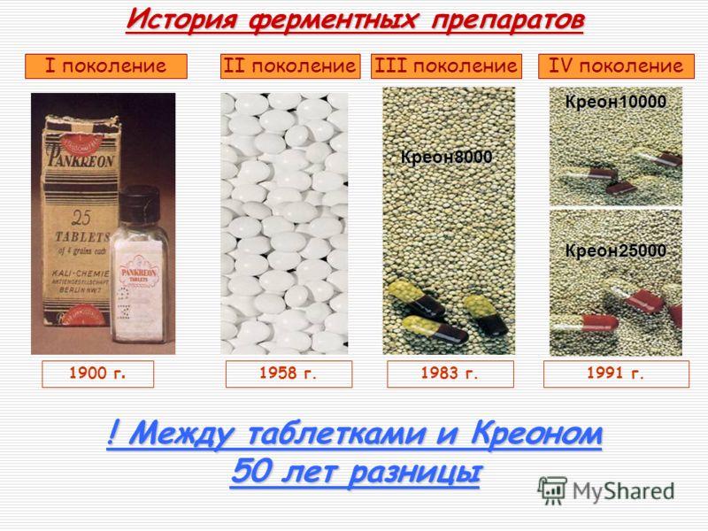 и Креоном 50 лет разницы