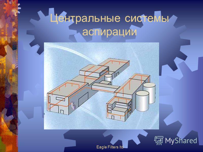 Eagle Filters ltd Центральные системы аспирации