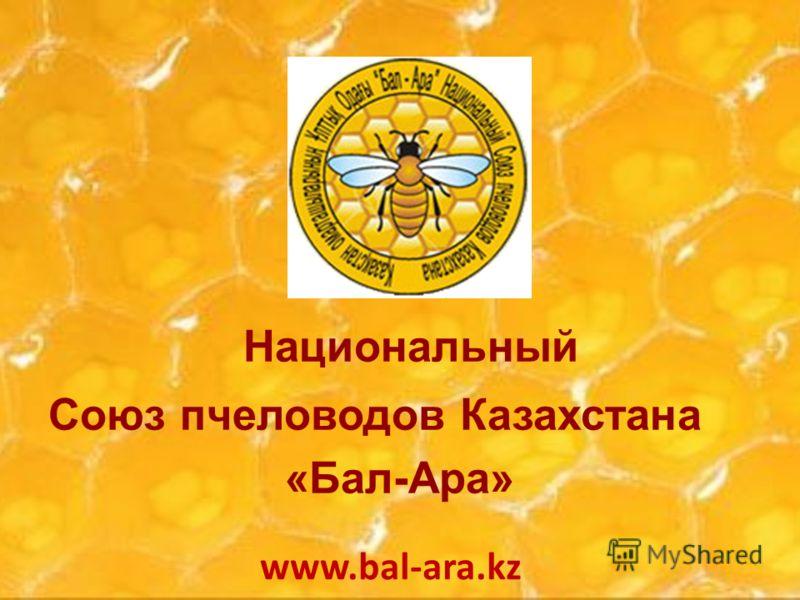 Национальный Союз пчеловодов Казахстана «Бал-Ара» www.bal-ara.kz