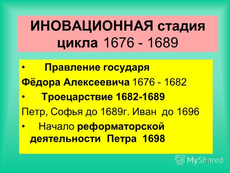 13 Вопрос 2 Начало реформаторской деятельности Петра Великого
