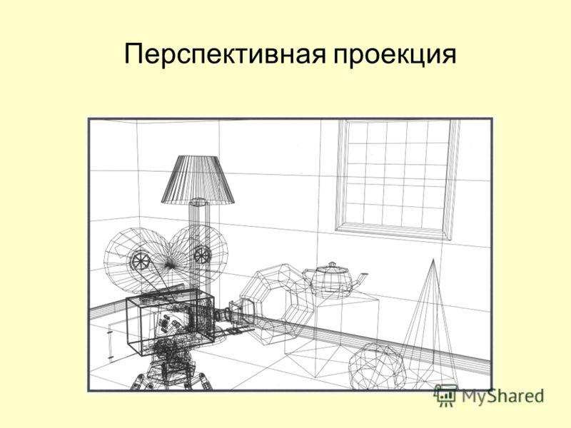Перспективная проекция