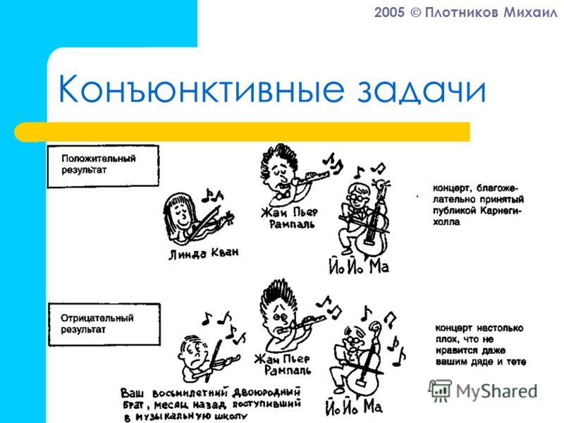 2005 Плотников Михаил Конъюнктивные задачи