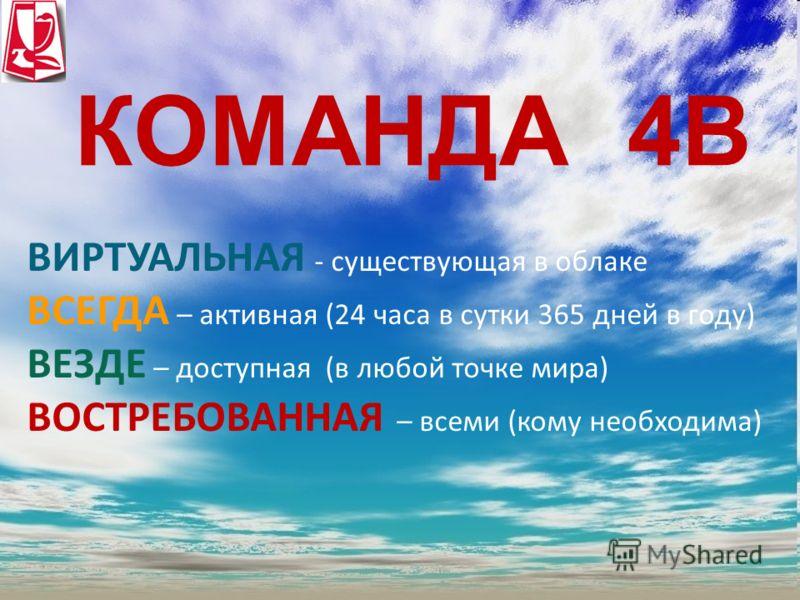 Группа компаний «КОМСОФТ» Группа компаний «КОМСОФТ» ПАКЕТ ИНВЕСТИЦИОНН ЫХ ПРОЕКТОВ ВИРТУАЛЬНАЯ - существующая в облаке ВСЕГДА – активная (24 часа в сутки 365 дней в году) ВЕЗДЕ – доступная (в любой точке мира) ВОСТРЕБОВАННАЯ – всеми (кому необходима)