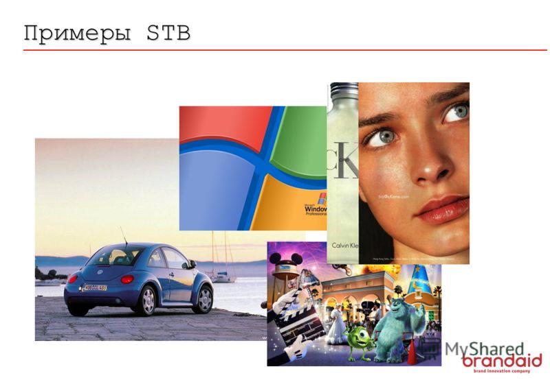 Примеры STB