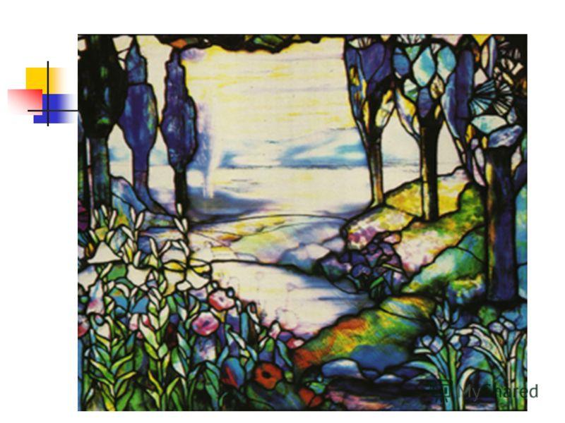 Развитие витража всегда было связано с историей живописи. К нему обращались такие мастера, как Матисс, Шагал, Пикассо.