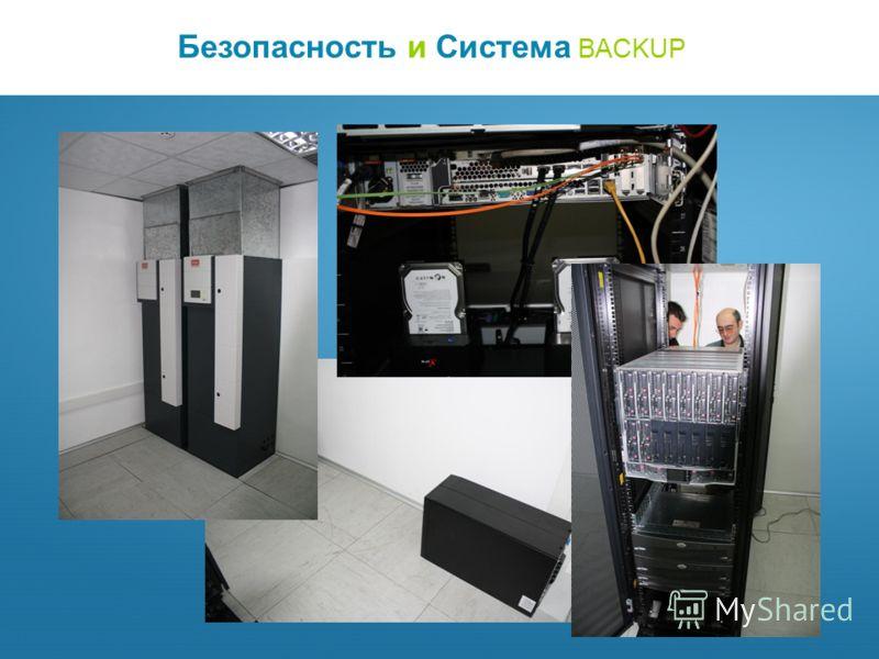 Безопасность и Система BACKUP