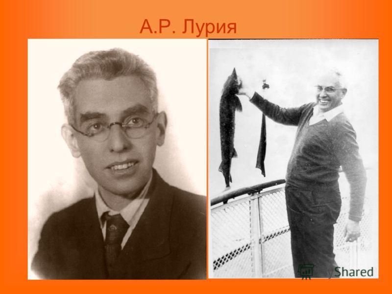 А.Р. Лурия