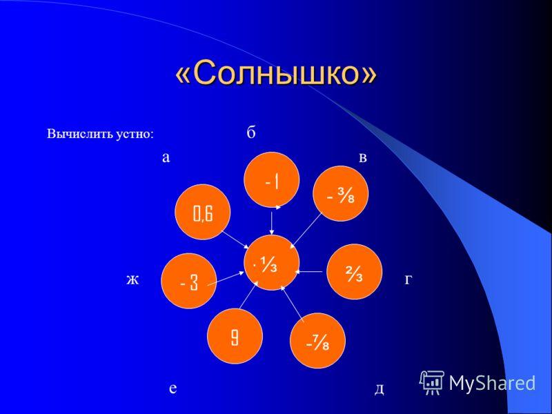 Вытащим из тайников памяти все ценное и ответим на вопросы. Вопрос 1. Как перемножить два числа с разными знаками? Ответ: Чтобы перемножить два числа с разными знаками, надо перемножить их модули и поставить знак «-». Вопрос 2. Как перемножить два от