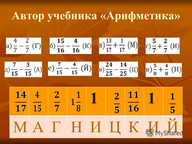 11 МАГНИЦКИЙ