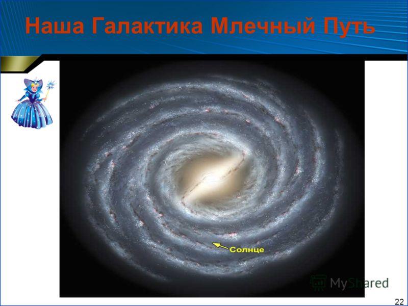 21 Наша Галактика