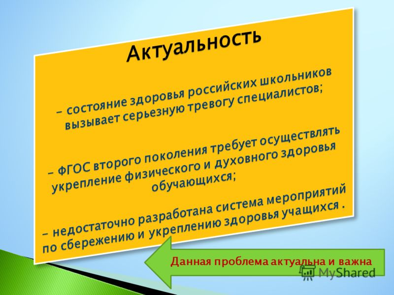 Организация работы учителя
