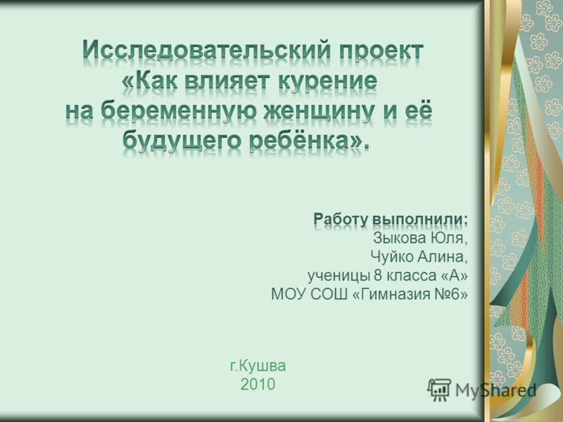 г.Кушва 2010