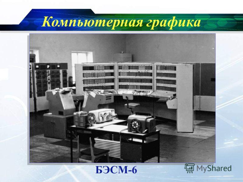 www.themegallery.com Company Logo Компьютерная графика БЭСМ-6