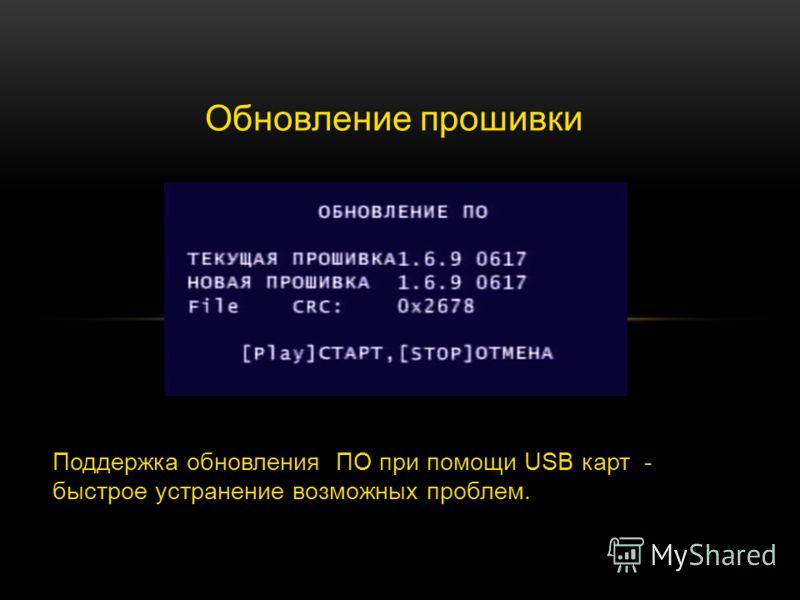 Воспроизведение архива на ПК Возможность копирования архива на USB флеш-карты объемом до 32 ГБ и воспроизведения на ПК на полностью русифицированном ПО.