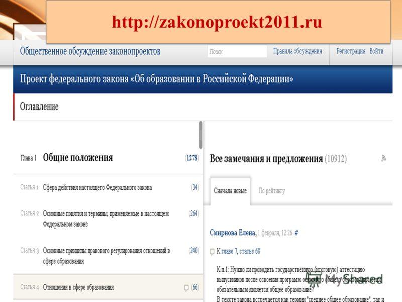 http://zakonoproekt2011.ru