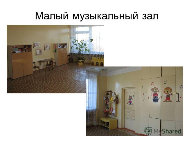 Малый музыкальный зал