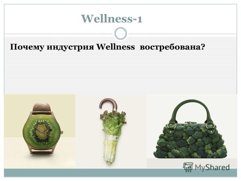 Wellness-1 Почему индустрия Wellness востребована?