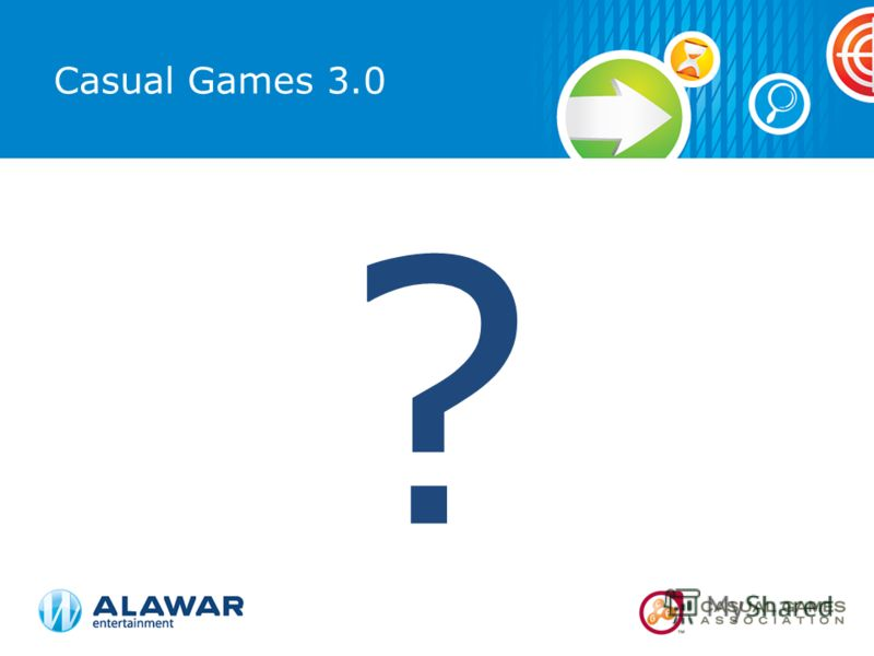 Casual Games 3.0 ?