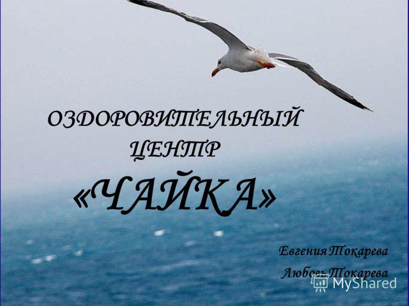 ОЗДОРОВИТЕЛЬНЫЙ ЦЕНТР «ЧАЙКА» Евгения Токарева Любовь Токарева