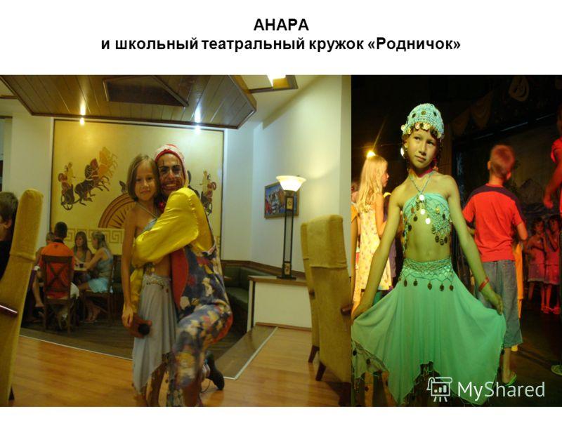 АНАРА КАМАЛОВА ученица 3 «В» класса гимназии 122