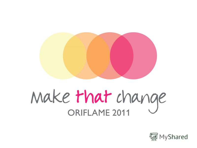 12012-07-01Copyright ©2011 by Oriflame Cosmetics SA