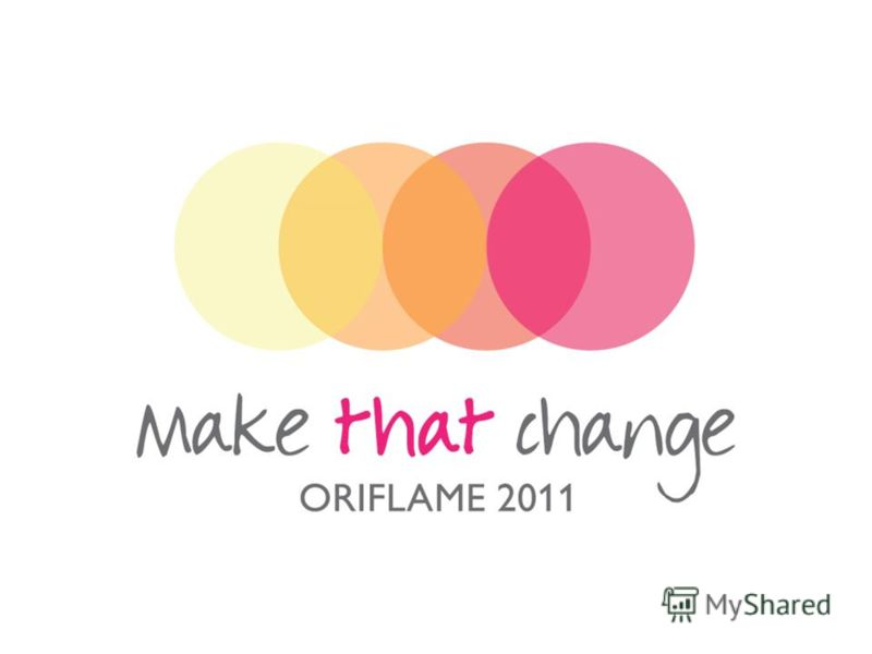 12012-06-29Copyright ©2011 by Oriflame Cosmetics SA