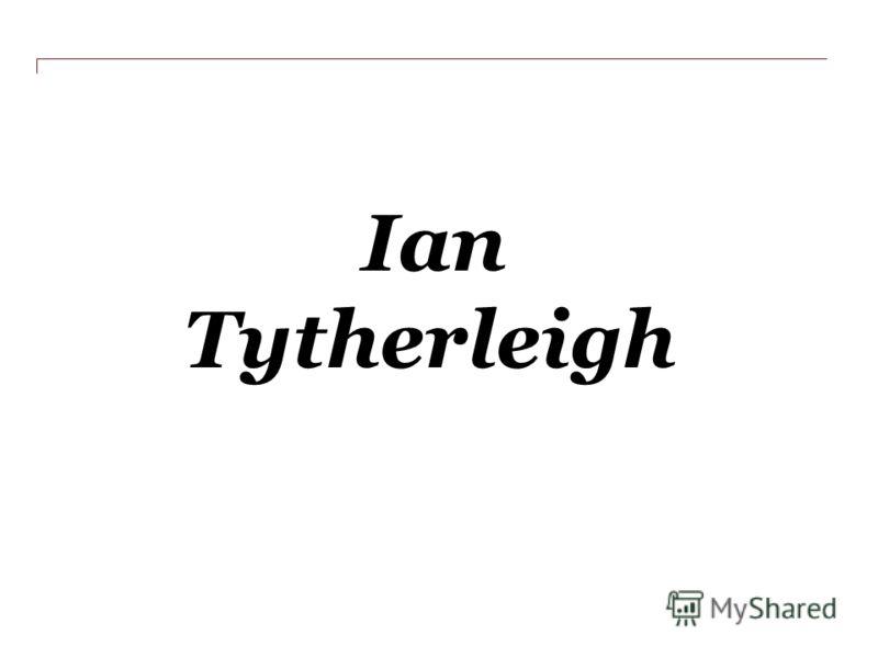 Ian Tytherleigh