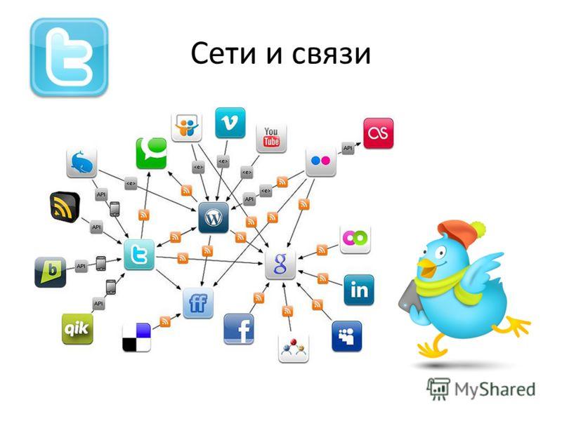 Сети и связи