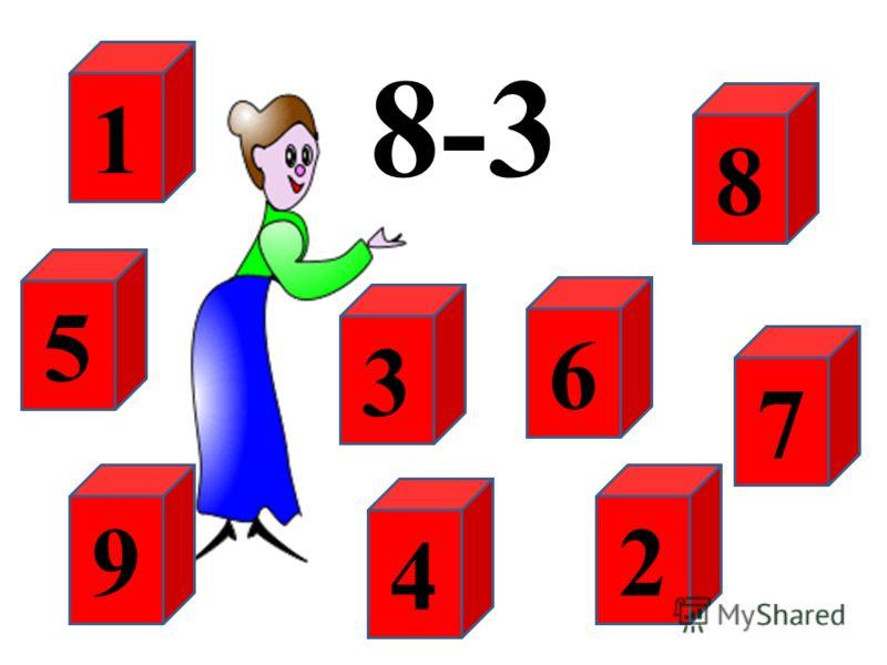 8-3 8 7 2 6 4 3 5 1 9