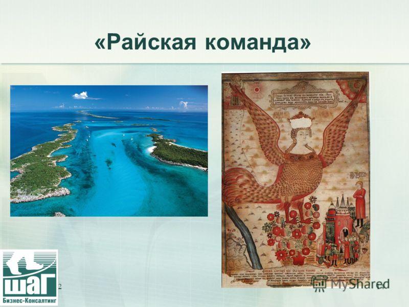 28.07.201214 «Райская команда»