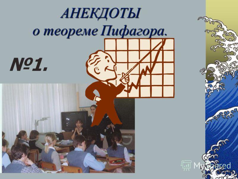 Теорема Пифагора нашла свое отражение и в литературе. А точнее в : В легендах. В стихах и песнях. В анекдотах.