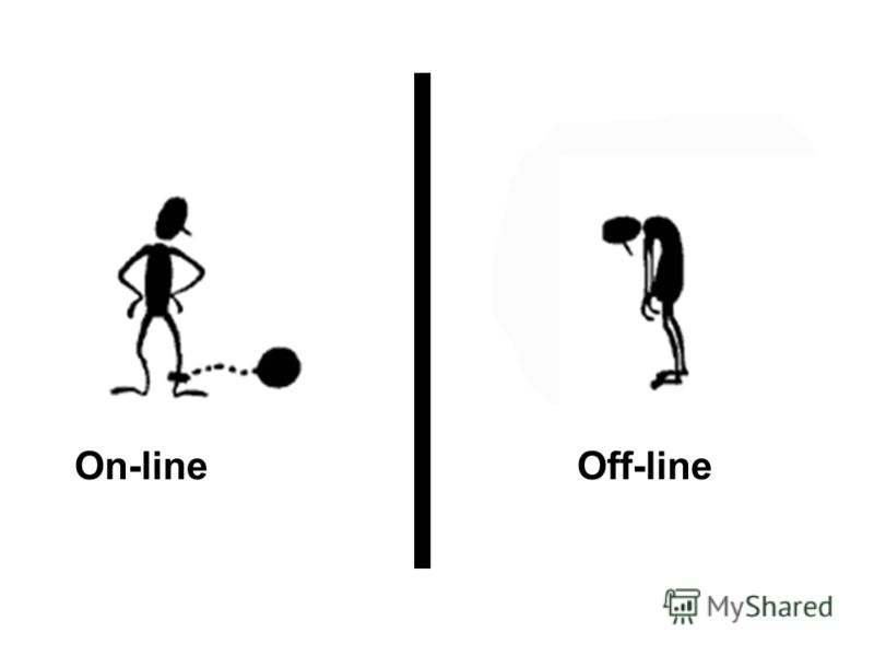 On-lineOff-line