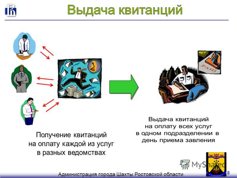 18 Администрация города Шахты Ростовской области