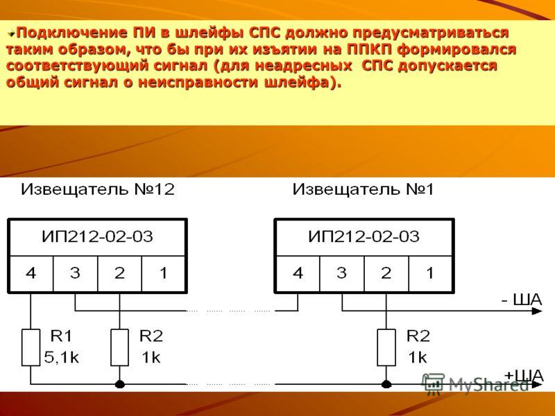 В проектной документации следует предусматривать 10% резерв ПИ каждого типа. На объектах, для которых в соответствии с НПБ 15-2007 требуется устройство АСПС и УП, при применении спринклерной УП в составе АСПС рекомендуется предусматривать ПИ, реагиру