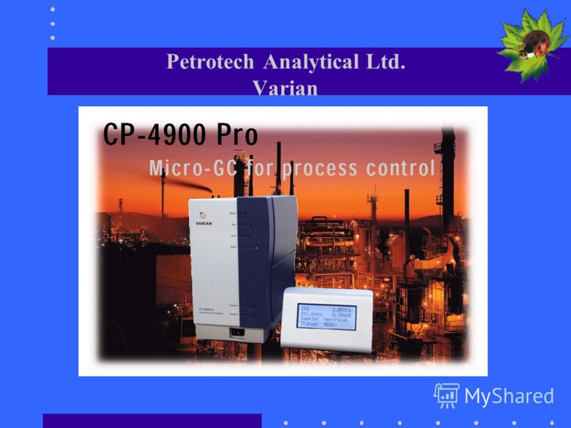 Petrotech Analytical Ltd. Varian