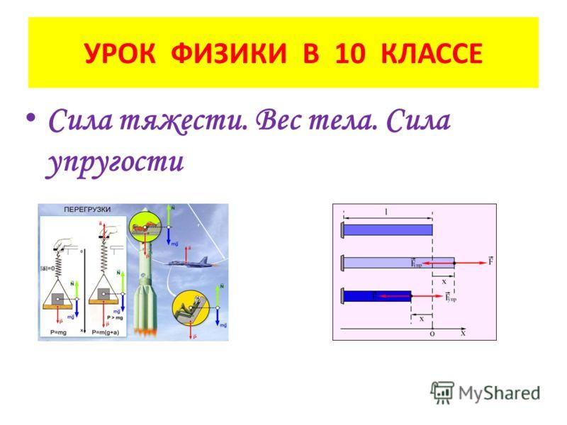 Видео Урок По Физике 7 Класс Сила Трения