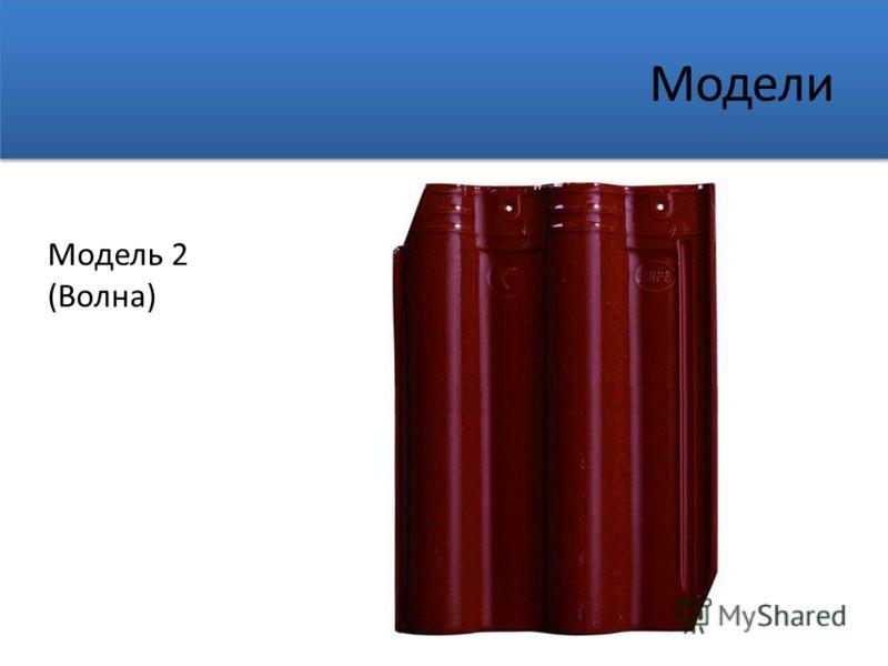 Модели Модель 2 (Волна)