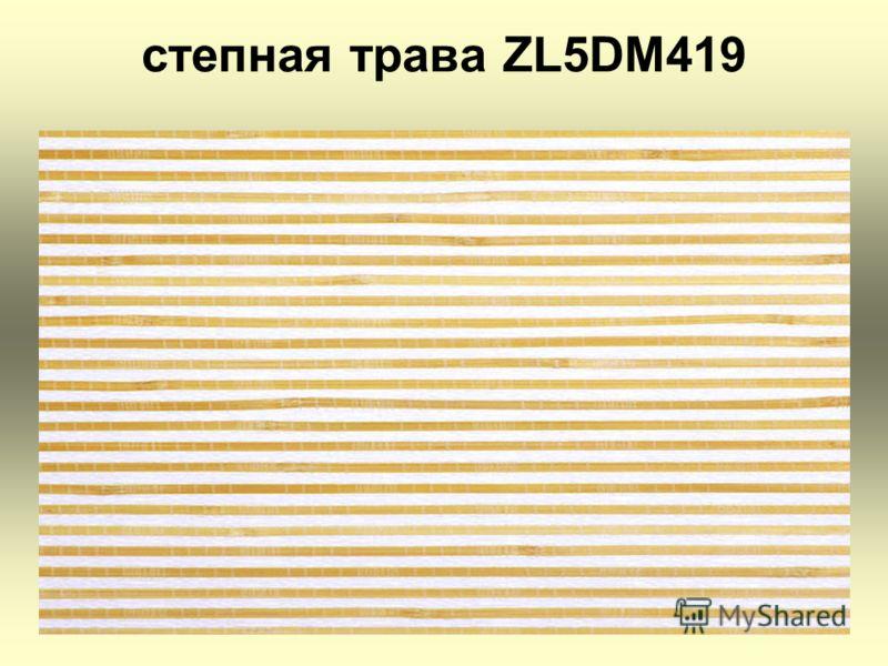 степная трава ZL5DM419