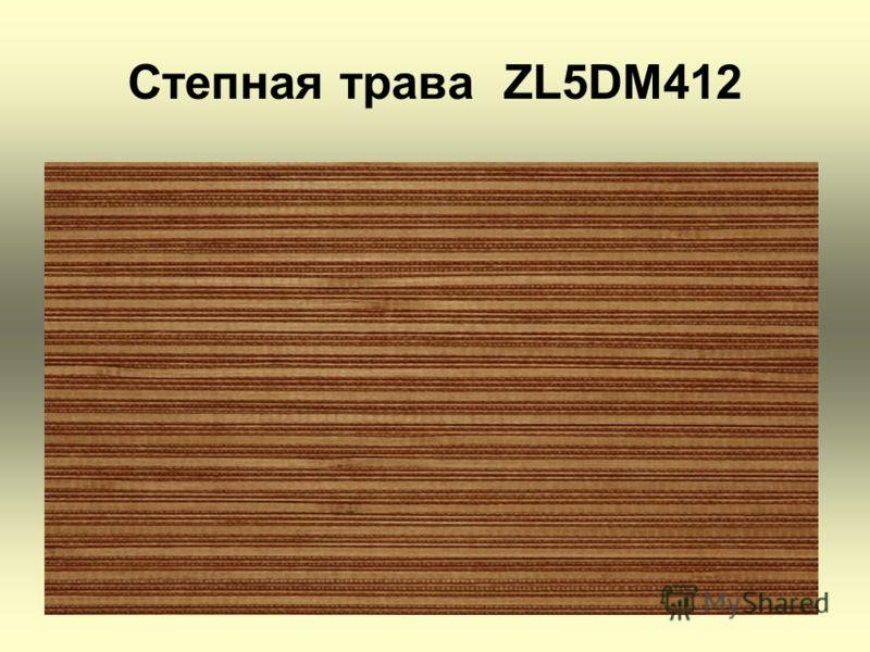 Степная трава ZL5DM412