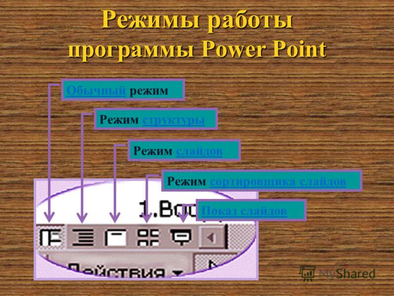 Создание презентации с помощью Мастера автосодержанияМастера автосодержания на основе Шаблона презентацииШаблона презентации создание Пустой презентацииПустой презентации Создание слайда