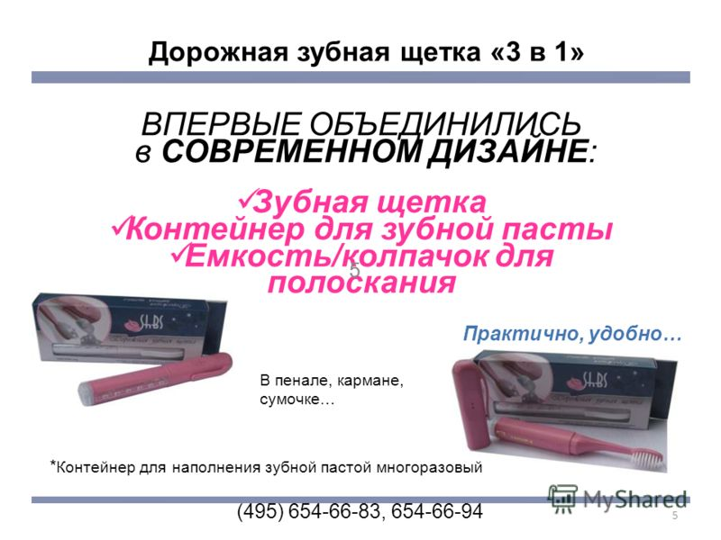Дорожная зубная щетка «3 в 1» В пенале, кармане, сумочке… Практично, удобно… * Контейнер для наполнения зубной пастой многоразовый ВПЕРВЫЕ ОБЪЕДИНИЛИСЬ в СОВРЕМЕННОМ ДИЗАЙНЕ: Зубная щетка Контейнер для зубной пасты Емкость/колпачок для полоскания 55