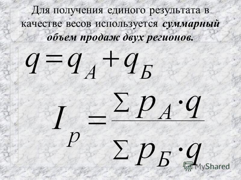 Данные индексы не взаимосвязаны между собой:
