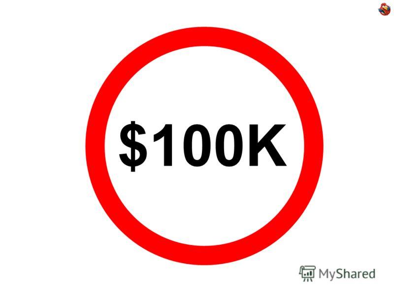 $100K