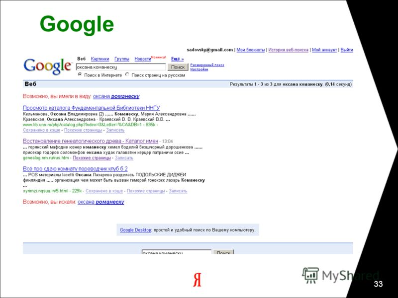 33 Google